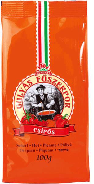 Kryddblandning Gulasch stark