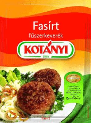 Kryddblandning för ungerska köttbullar
