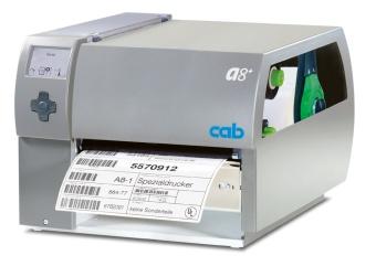 CAB Etikettskrivare A8+