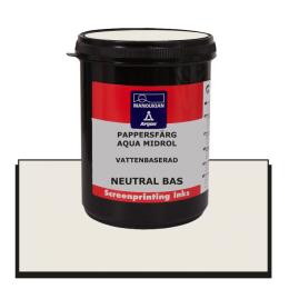 Paperline Aqua Midrol, Pasta Base (Färglös bas) ca 500 gr