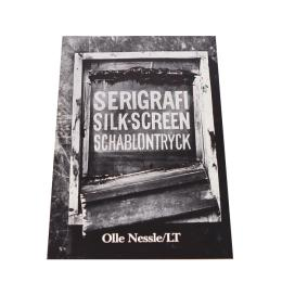 Bok, Serigrafi Silk-Screen