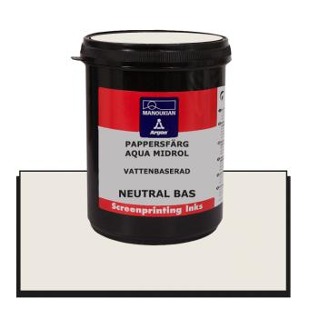Paperline Aqua Midrol, Pasta Base (Färglös bas) 1