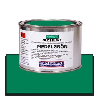 Glossline Medelgrön, 1 kg
