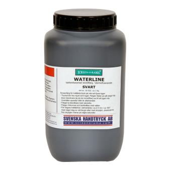 Waterline, Svart ca 1 kg