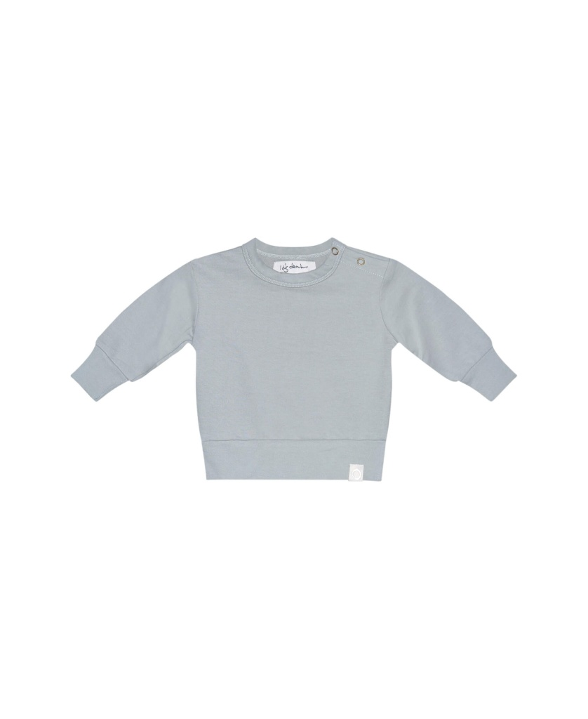 Ed Sweater Organic - Dark mint