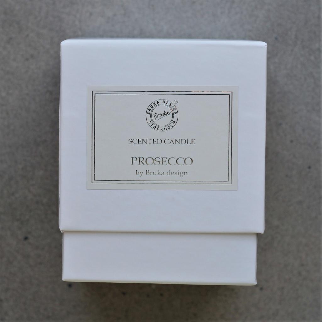 Doftljus Stor - Prosecco