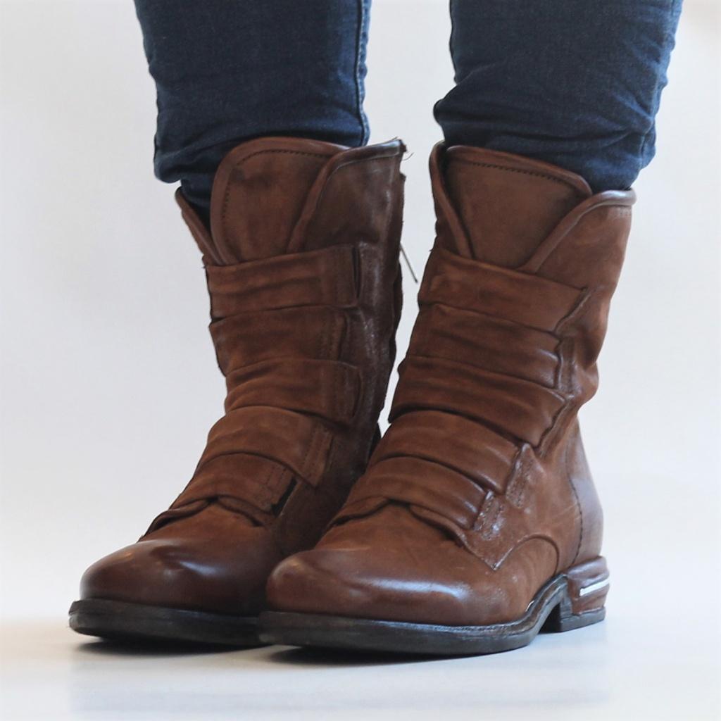 Boots Teal - Calvados