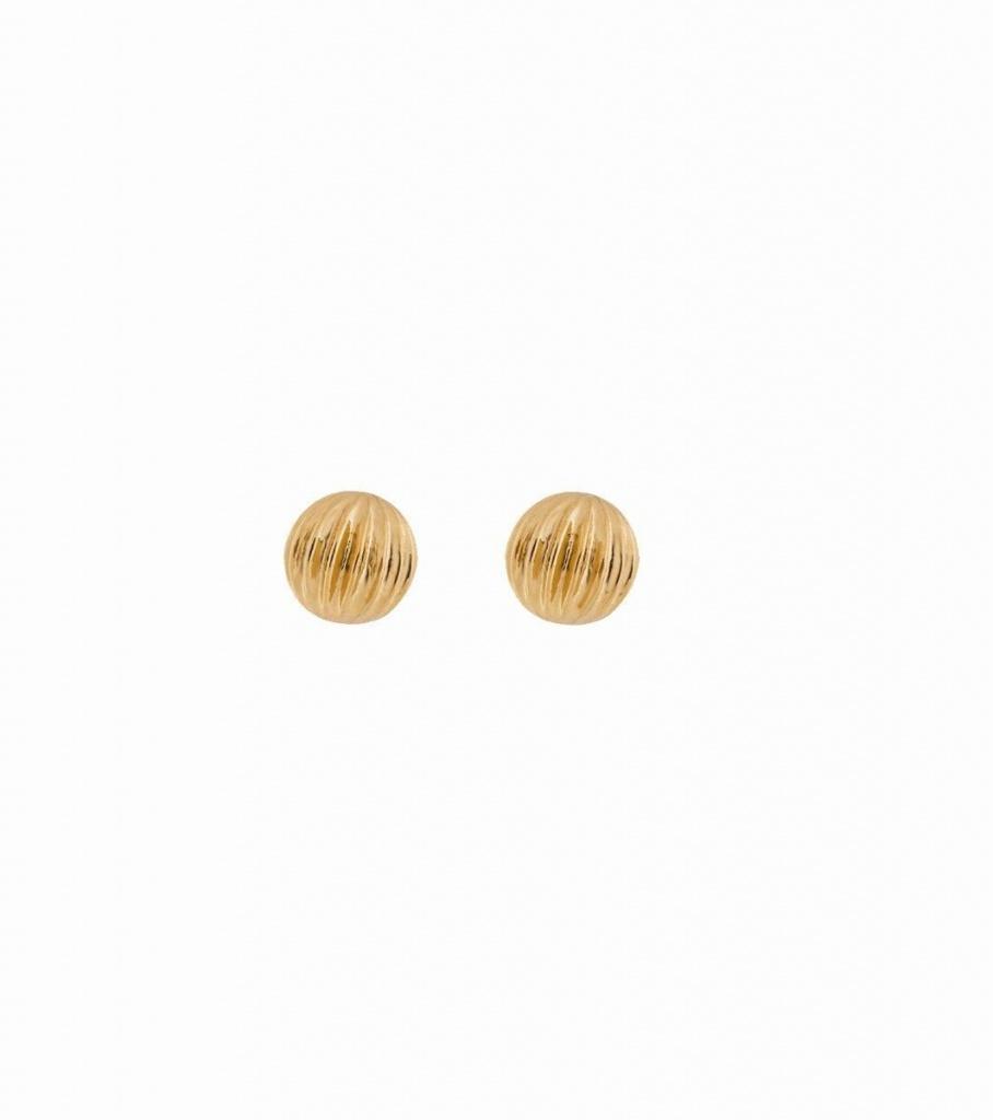 Roselle Studs - Gold