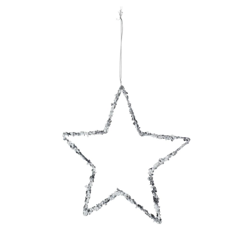 Glitterstjärna - L