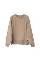 Bobby Wide Sweater Organic - Gold/Earth