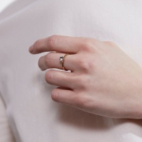 Leonore Ring - Gold