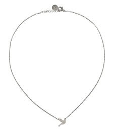 Dove Necklace Small - Steel