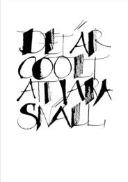 Print - Det är Coolt att vara snäll