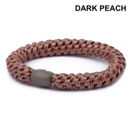 Supersnodden Hårband - Dark Peach
