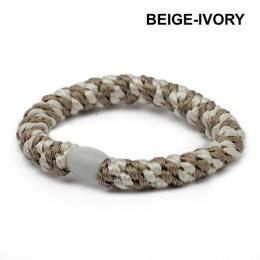 Supersnodden Hårband - Beige/Ivory