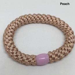 Supersnodden Hårband - Peach