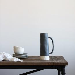 Lille vase - Grey
