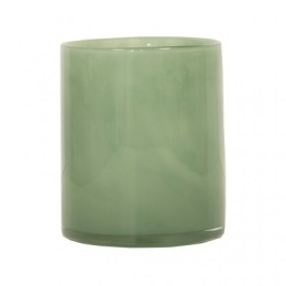 Lyric candleholder M - Green