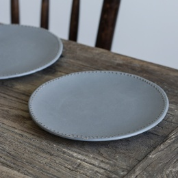 Lille salad plate - Grey