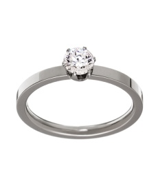 Crown Ring - Steel