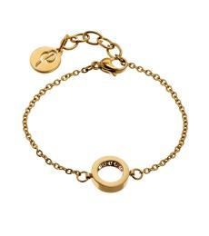Monaco Bracelet Thin - Gold