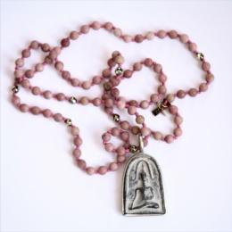 Buddha 53 Stone - Pink