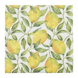 Servett - Citronträd