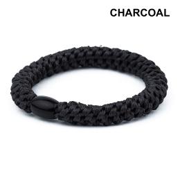 Supersnodden Hårband - Charcoal