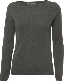 Elisabeth Knitted Sweater - Dark Grey