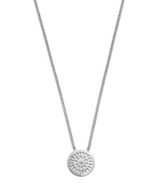Farrah Necklace Short - Steel