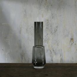 Hurricane Vase no.44 - Smoked Grey