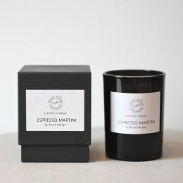 Doftljus Black - Espresso Martini