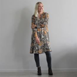Jenna Wallflower dress