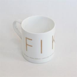 FIKA - Mugg - Gold