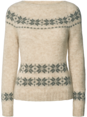 Lillie Knit Pullover - Sand