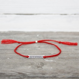 Feminist - Red/Silver