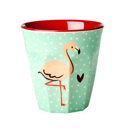 Medium Mugg - Flamingo