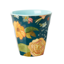 Medium Mugg - Selmas Blomprint