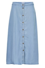 Nuahna Skirt - Light Blue denim