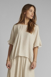 Nucourtney Blouse - Brazillian Sand