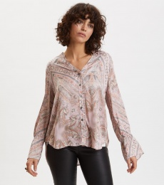 Radiant Blouse - Dried Lavendel