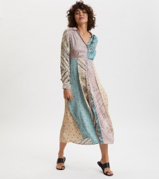 Radiant Shirt Dress - Multi
