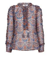 Stella Shirt - Mazarine Blue
