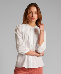 Nucindy Shirt - Bright White