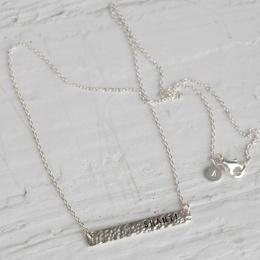 Shanti hammered - Silver