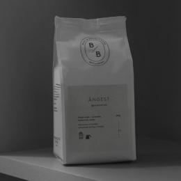 Malet Kaffe - ÅNGEST by Jane
