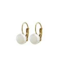 Berzelii Earrings - Gold