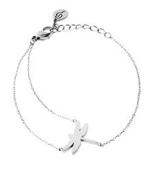Dragonfly Bracelet - Steel