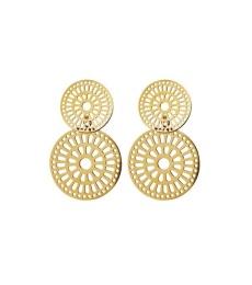 Farrah Earrings - Gold