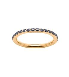 Glow Ring - Black Gold